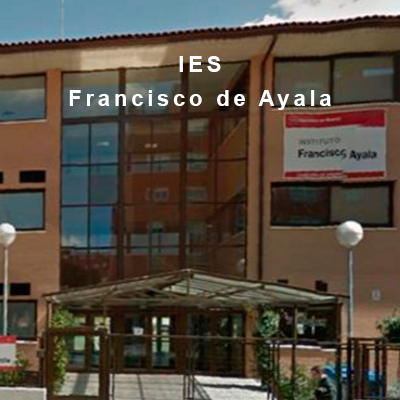Madrid IES Francisco De Ayala